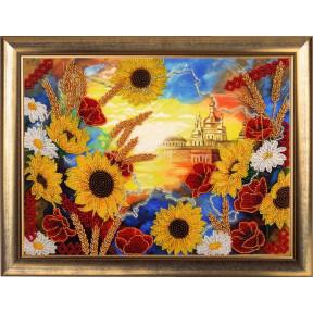 Набор для вышивания бисером Butterfly 388 Рассвет фото