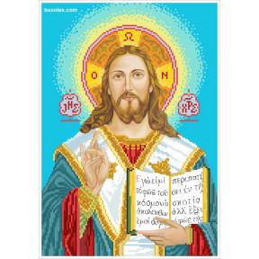 Набор для вышивания бисером БС Солес Венчальний Иисус (мал)