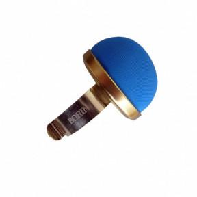 Браслет метал с подушкой для игл Синий Bohin (Франция) 75599