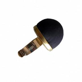 Браслет метал с подушкой для игл Черный Bohin (Франция) 75590