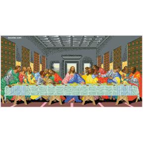Набор для вышивания бисером БС Солес Тайная вечеря ТВ фото