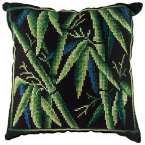 Набор для вышивки в смешанной технике Panna Бамбук (Подушка) ПД-1991