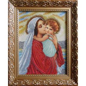 Набор для вышивания бисером БС Солес Мадонна и дитя(мал) ІМІДм