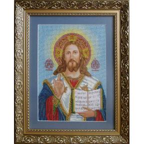 Набор для вышивания бисером БС Солес Венчальний Иисус (больш)