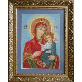 Набор для вышивания бисером БС Солес Венчальная Богородица