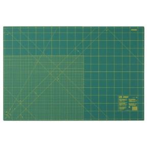 Коврик для раскройных ножей, зеленый цв. см-дюйм 60 х 90 см Prym 611382
