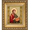 """Набор для изготовления картины со стразами Чарівна Мить """"Икона святого апостола Матфея""""  КС-108"""