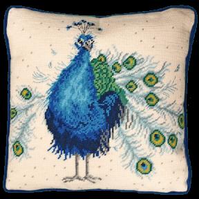 Набор для вышивания Bothy Threads подушка квадрат The Meadow Tapestry THD30