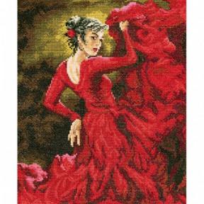 Набор для вышивки крестиком RTO Музыка и танец M439
