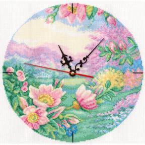 Набор для вышивки крестиком RTO Цветущий сад M40013
