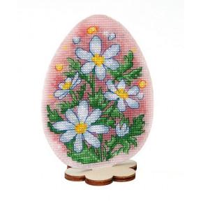 Набор для вышивки крестом Alisena Пасхальная – Ветреница 8002