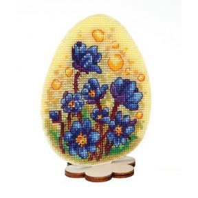 Набор для вышивки крестом Alisena Пасхальная – Одуванчики 8001