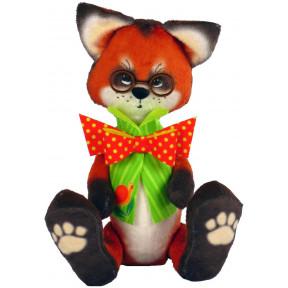 Набор для шитья мягкой игрушки ZooSapiens Лисенок М4012