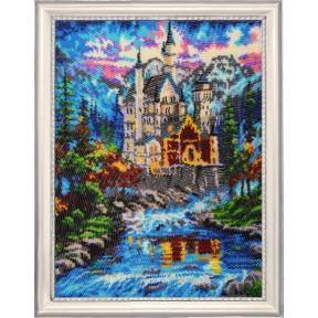 Набор для вышивания бисером Butterfly 390 Замок у реки