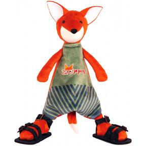 Набор для шитья мягкой игрушки ZooSapiens Лисенок ММ3001 фото