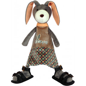 Набор для шитья мягкой игрушки ZooSapiens Зайка серенький