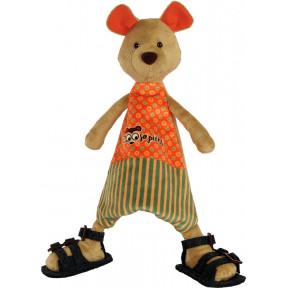 Набор для шитья мягкой игрушки ZooSapiens Мишутка ММ3011 фото