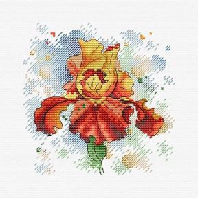 Набор для вышивки крестом МП Студия Страстное очарование М-384