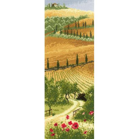 Схема для вышивания Heritage Crafts Tuscany  HC567