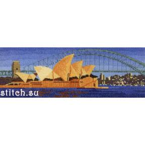 Схема для вышивания Heritage Crafts Sydney HC636