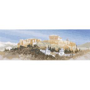 Схема для вышивания Heritage Crafts Acropolis HC634