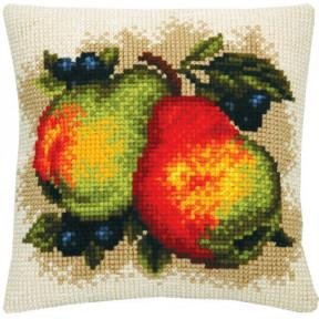Набор для вышивки подушки Чарівна Мить РТ-157 Сладкие груши фото