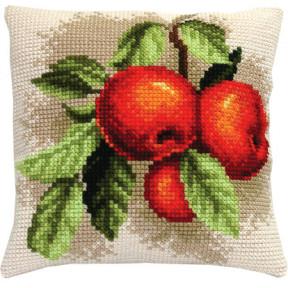 Набор для вышивки подушки Чарівна Мить РТ-155 Райское яблочко