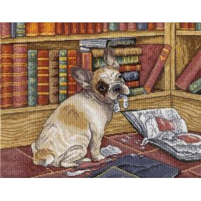 Набор для вышивки крестом МП Студия Вкусная Книга НВ-612
