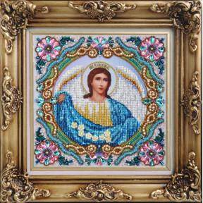 Набор для вышивания бисером Картины Бисером Икона тройная Р-398