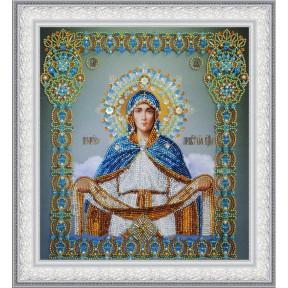 """Набор для вышивания бисером Картины Бисером Икона """"Святое семейство"""" Р-402"""