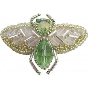 """Набор для изготовления броши Crystal Art """"Жук"""" БП-215"""