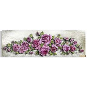 """Картина из бумаги Папертоль """"Римский букет"""" РТ150189"""