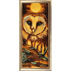 Набор для вышивания бисером Butterfly 540 Совушка-осень