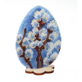 Набор для вышивки крестом Alisena Пасхальная – Верба 8008