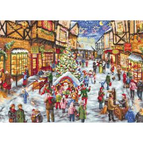 Набор для вышивания LETISTITCH Christmas Eve LETI 909