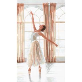 Набор для вышивания LETISTITCH Ballerina LETI 906