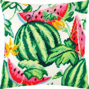 Набор для вышивки подушки Чарівниця Арбузы V-283