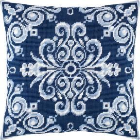 Набор для вышивки подушки Чарівниця Тегеран  V-287