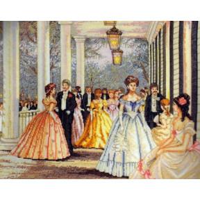 Набор для вышивания Bucilla 45434 Southern Belles фото