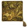 Набор для вышивки крестом 1102 Подушка Растительный Узор фото