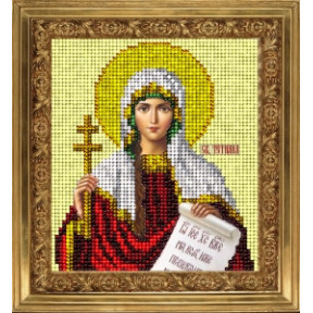 Набор для вышивания КиТ 31213 Св.Тетиана фото