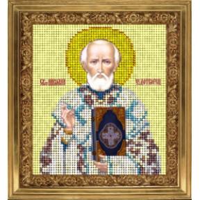 Набор для вышивания бисером КиТ 41113 Св.Николай фото