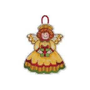 Набор для вышивания Dimensions 70-08893 Angel Ornament