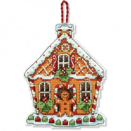 Набор для вышивания Dimensions 70-08917 Gingerbread House