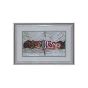 Набор для вышивки крестом КиТ 50410 Сладкий сон фото