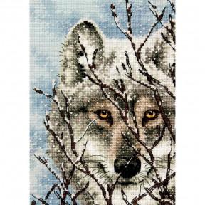 Набор для вышивки крестом Dimensions 70-65131 Wolf