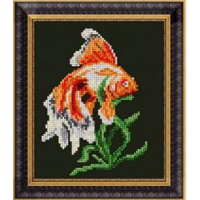 Набор для вышивания бисером КиТ 80815 Символ богатства фото