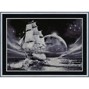 Набор для вышивки Золотое Руно ММ-012 Лунный путь