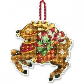 Набор для вышивания Dimensions 70-08916 Reindeer Ornament