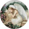 Набор для вышивания крестом Classic Design 4334 Садовый ангел